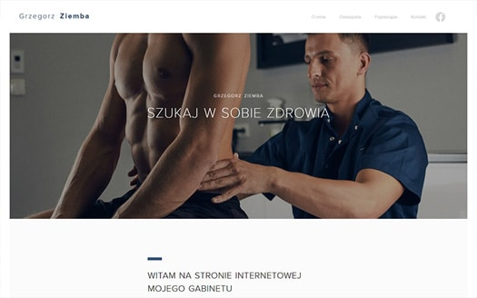 Fizjoterapia Grzegorz Ziemba