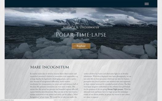 Polar Time-lapse